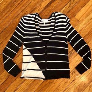 Sweaters - Escada nautical cardigan
